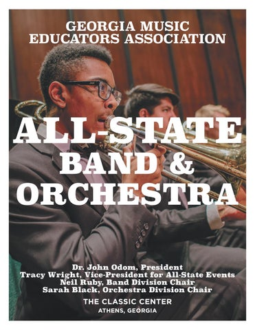2017 all state band orchestra by georgia music news issuu page 1 publicscrutiny Image collections