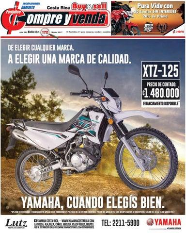 f24b4dd6c7 Periódico Compre y Venda, edición #172 mes de Marzo 2017 EXPOMOVIL ...