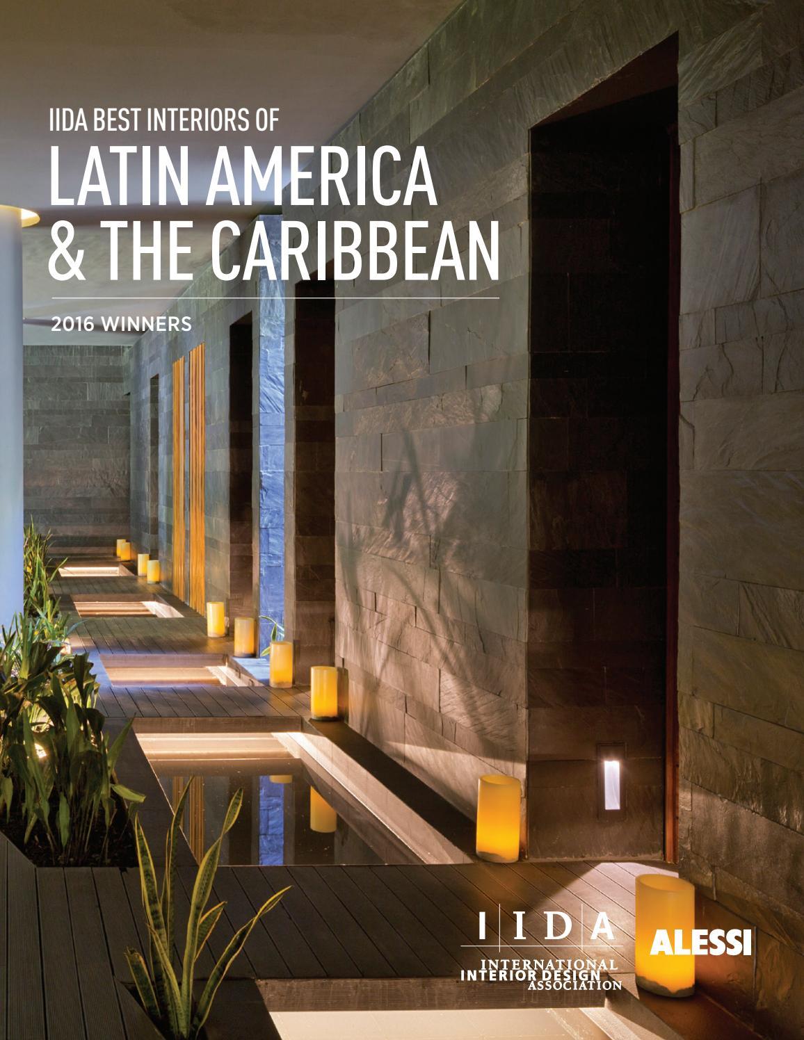 2016 Best Interiors Of Latin America The Caribbean Winners By IIDA HQ