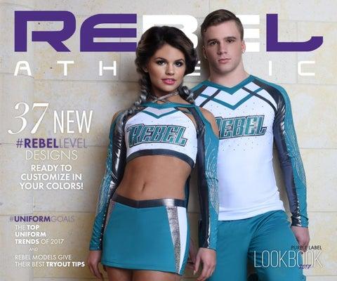 2017 Rebel Athletic Purple Label Lookbook By Rebel