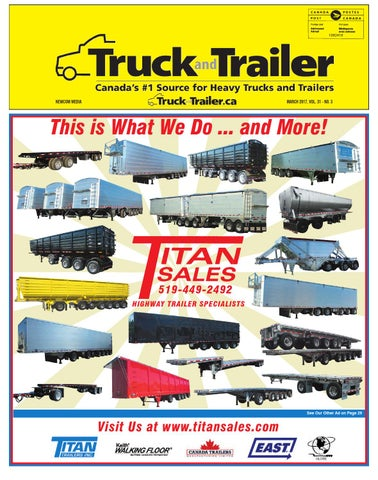 Truck And Trailer March 2017 By Annex Business Media Issuu