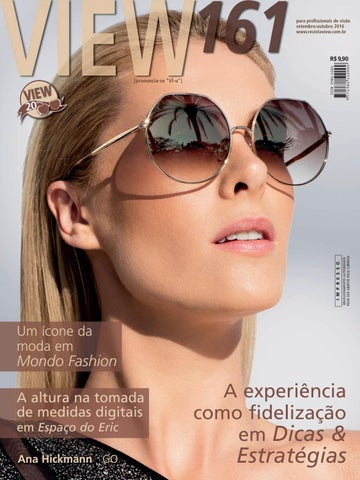 dcdf20c8a3389 VIEW 161 by Revista VIEW - issuu