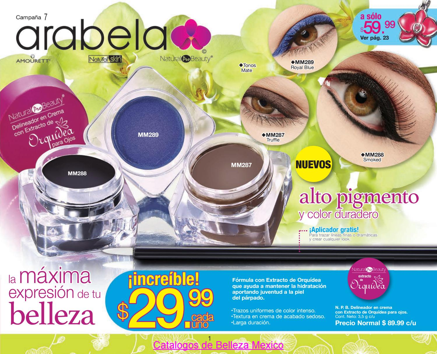 Arabela C-07 2017 by CatalogosMX by Revistas En linea - issuu