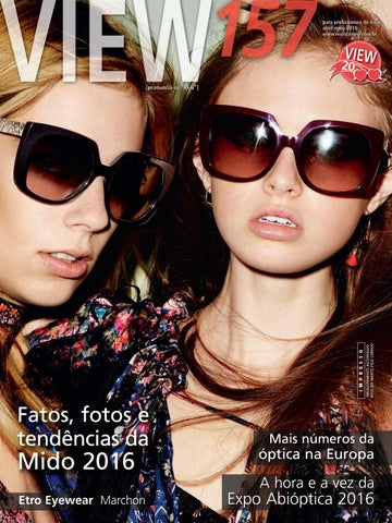 e1c86989d52f7 VIEW 157 by Revista VIEW - issuu