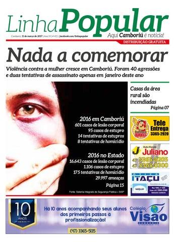 Linha Popular 411 by Jornal Linha Popular (Camboriú-SC) - issuu 5cadb115f9486
