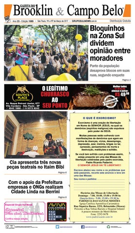 Edição 1089 de 11 a 17 de Março de 2017 by Grupo Sul News - issuu 390b1bda72
