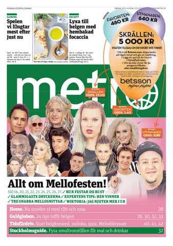 free shipping b5bcc f1095 20170310 se stockholm by Metro Sweden - issuu