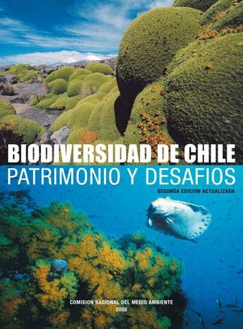 Biodiversidad De Chile Parte 1 By Jorge Issuu