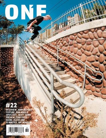 one 22 v9n1 - Skateboard Bank Beine