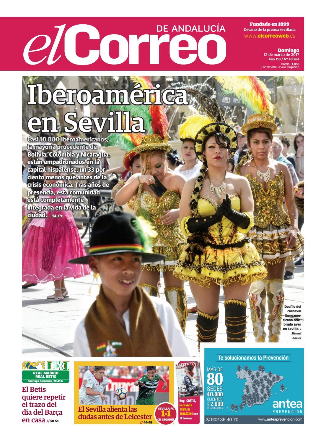 12 03 2017 El Correo de Andalucía by EL CORREO DE ANDALUCÍA S.L. - issuu e6b77213942