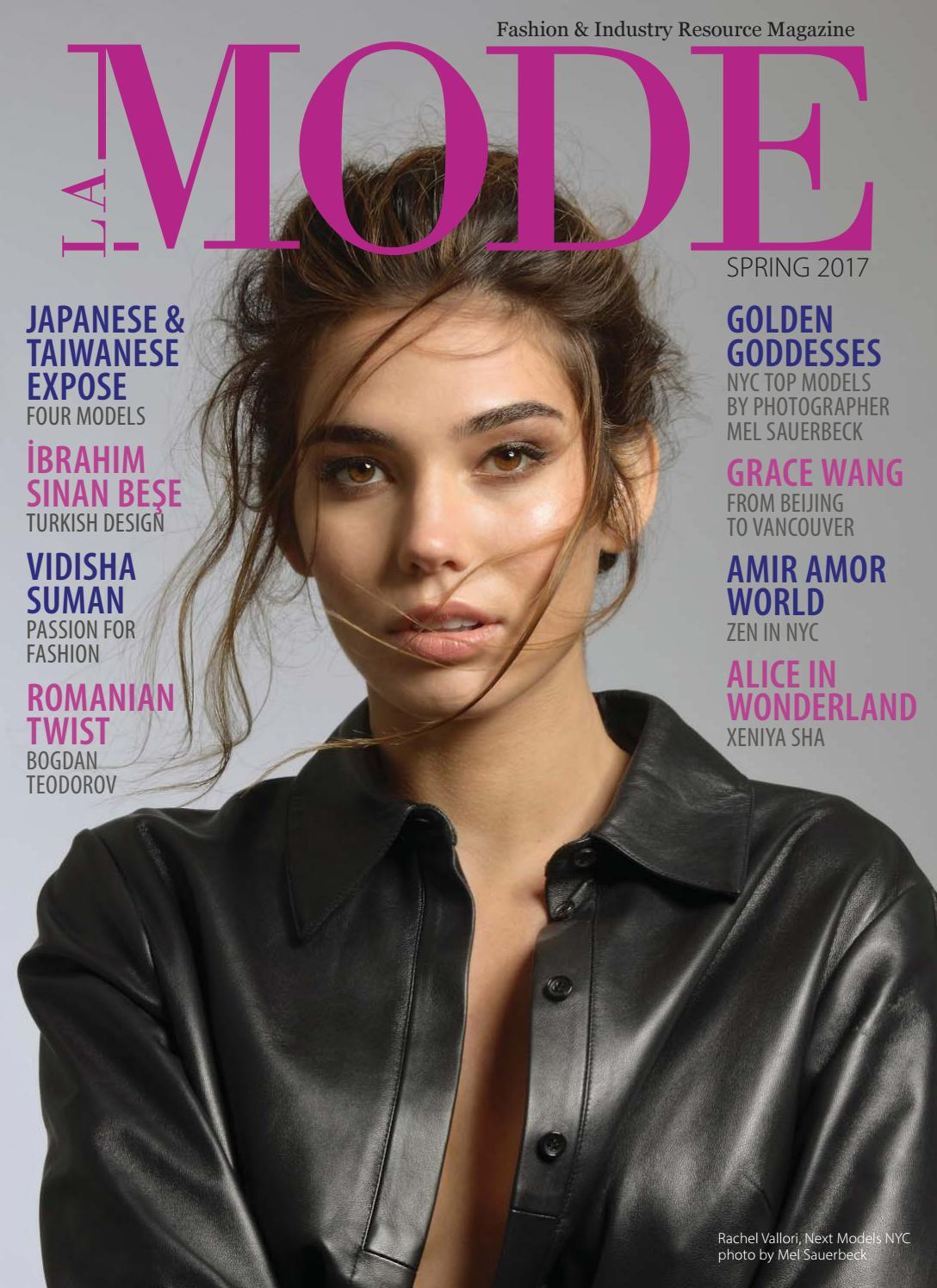 La Mode Magazine By La Mode Issuu