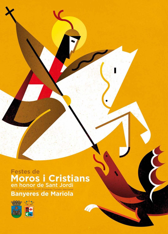 Programa De Festes De Sant Jordi 2017 1 2 By Ajuntament De  # Muebles Peiro Quart De Poblet