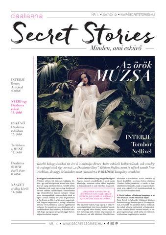e010acb9d4 Magazine - Secret Stories by Daalarna 2017 by DESSA creative - issuu