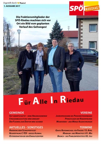 Frau aus sucht mann in riedau - Mistelbach flirt kostenlos
