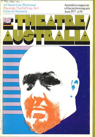 Theatre Australia 22 June 1977 By Uow Library Issuu