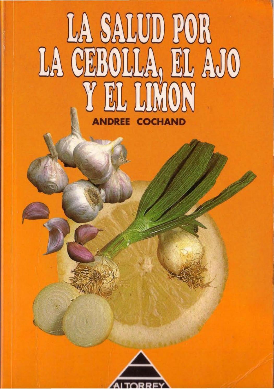 beneficios de la cebolla morada ajo y limon