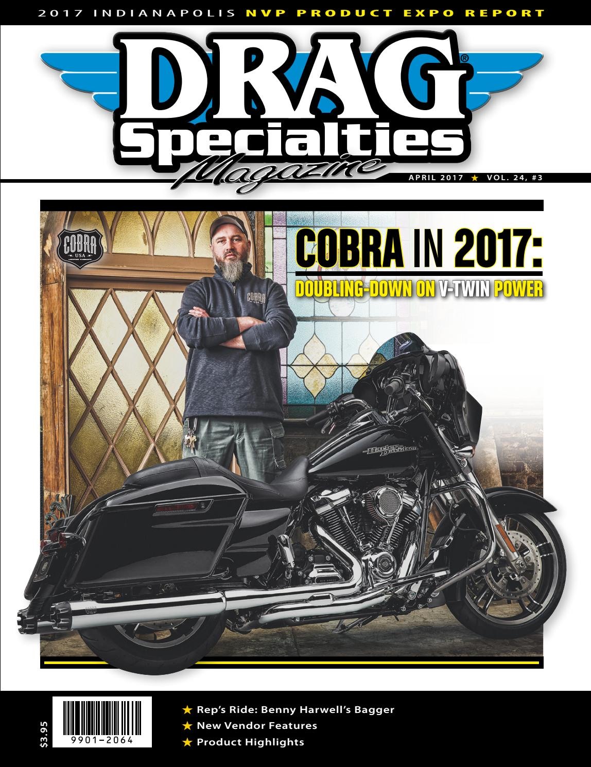 Drag Specialties Magazine - April 2017 by Drag Specialties Magazine ...