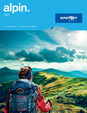 alpin. 2017 by SPORTLER - issuu cdc7512c54e8