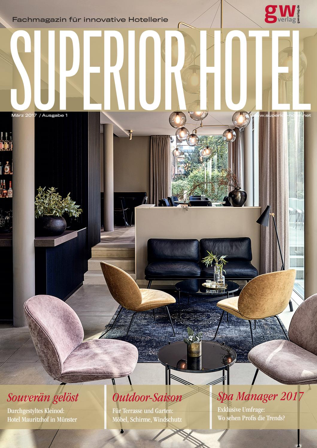 Superior Hotel 1/2017 by GW VERLAG - issuu