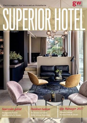 Superior Hotel 1/2017 by GW VERLAG - issuu