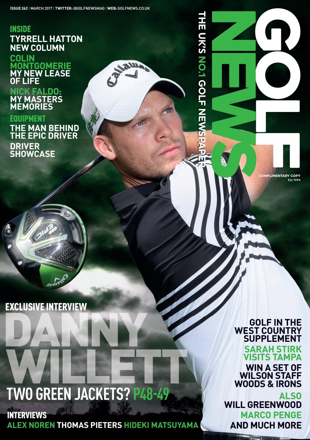 6ed587d97 Golf News March 2017 by Golf News - issuu