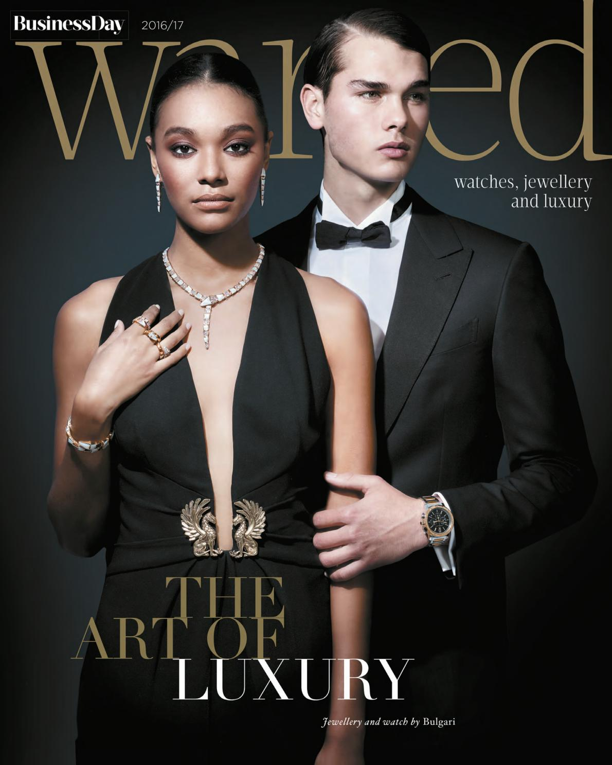 a1e4cf128f0 Wanted  the watches and jewellery edition by SundayTimesZA - issuu