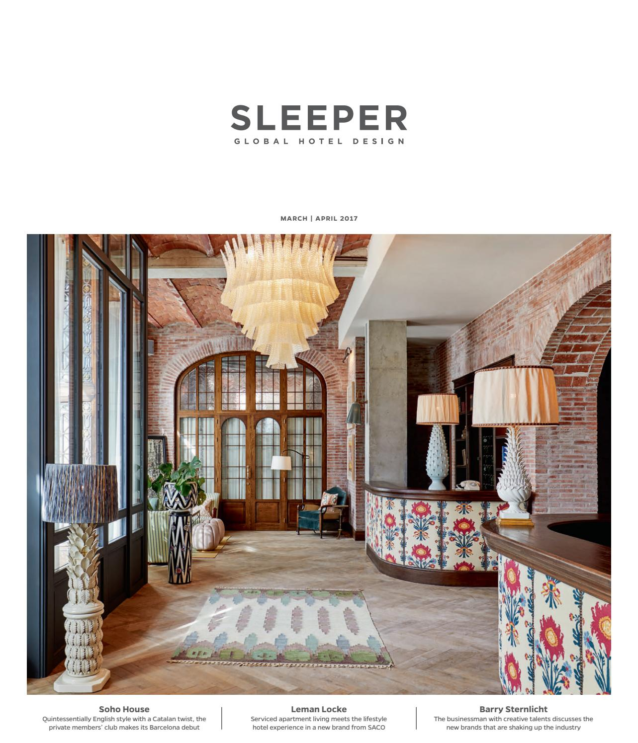 Sleeper march april 2017 issue 71 by mondiale publishing issuu