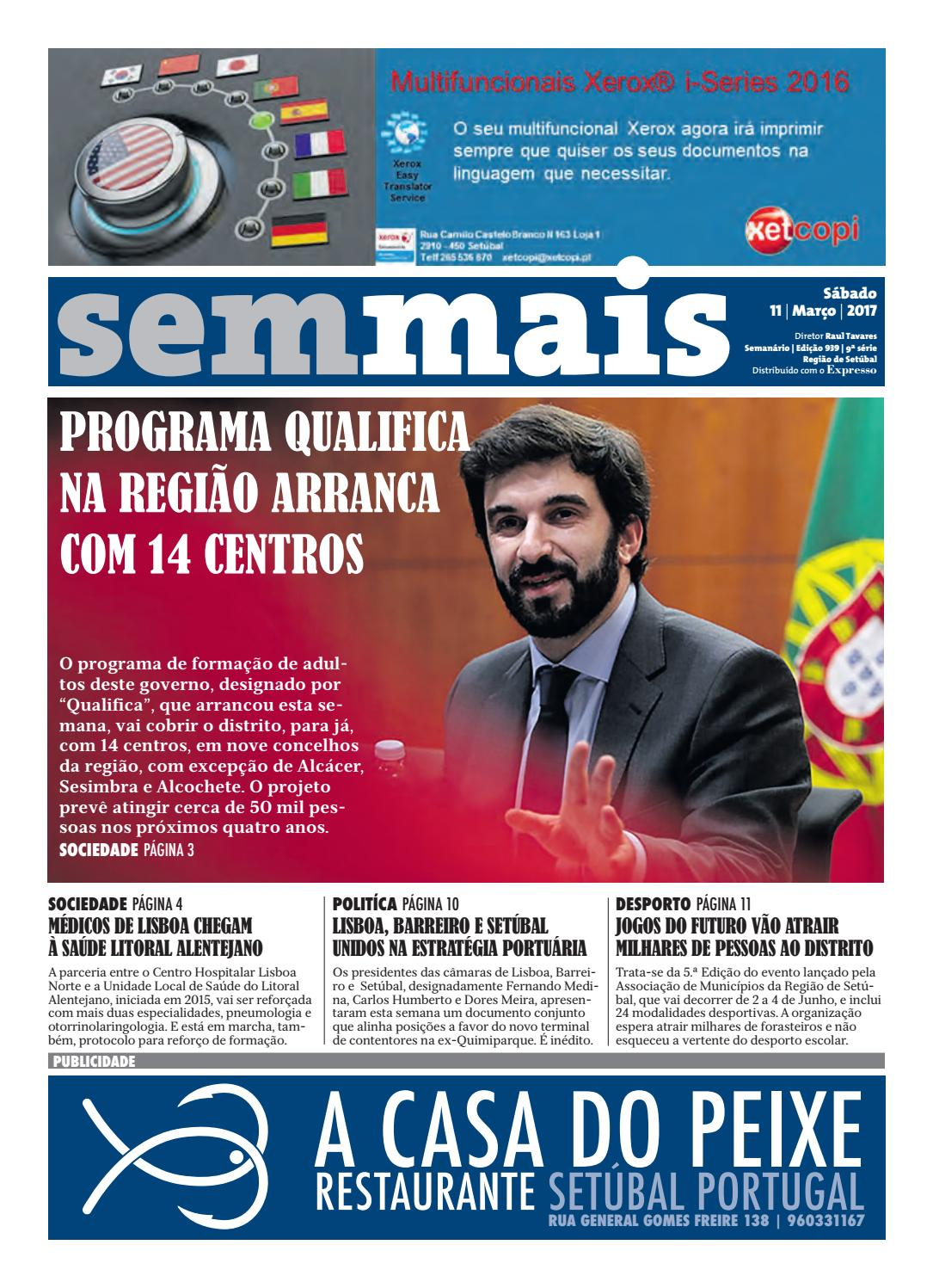 b2e4cd5c79be7 Semmais 11 marco 2017 by Mediasado - issuu