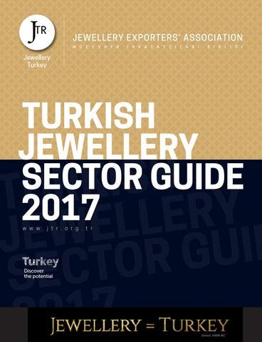 JTR TURKISH JEWELRY SECTOR GUIDE 206 by ALTIN DÜNYASI YAYIN