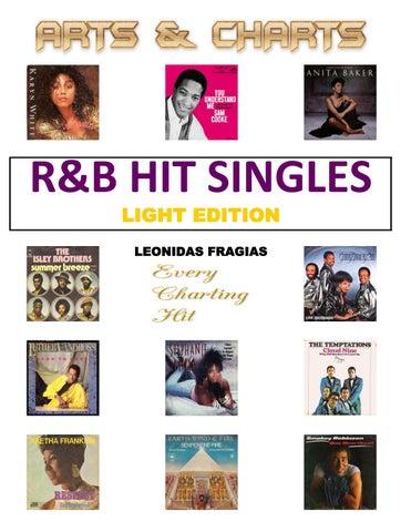 R&B Hit Singles (1st edition) by Leonidas Fragias (Arts & Charts