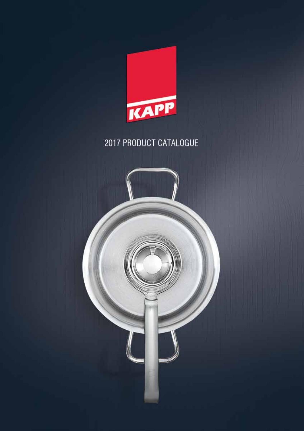 Casserole Induction Compatible Vitroceramique kapp katalogs 2017gagaagga - issuu