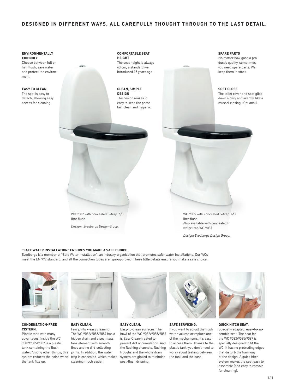 Enjoyable Bathroom Book 2017 By Svedbergs Issuu Customarchery Wood Chair Design Ideas Customarcherynet