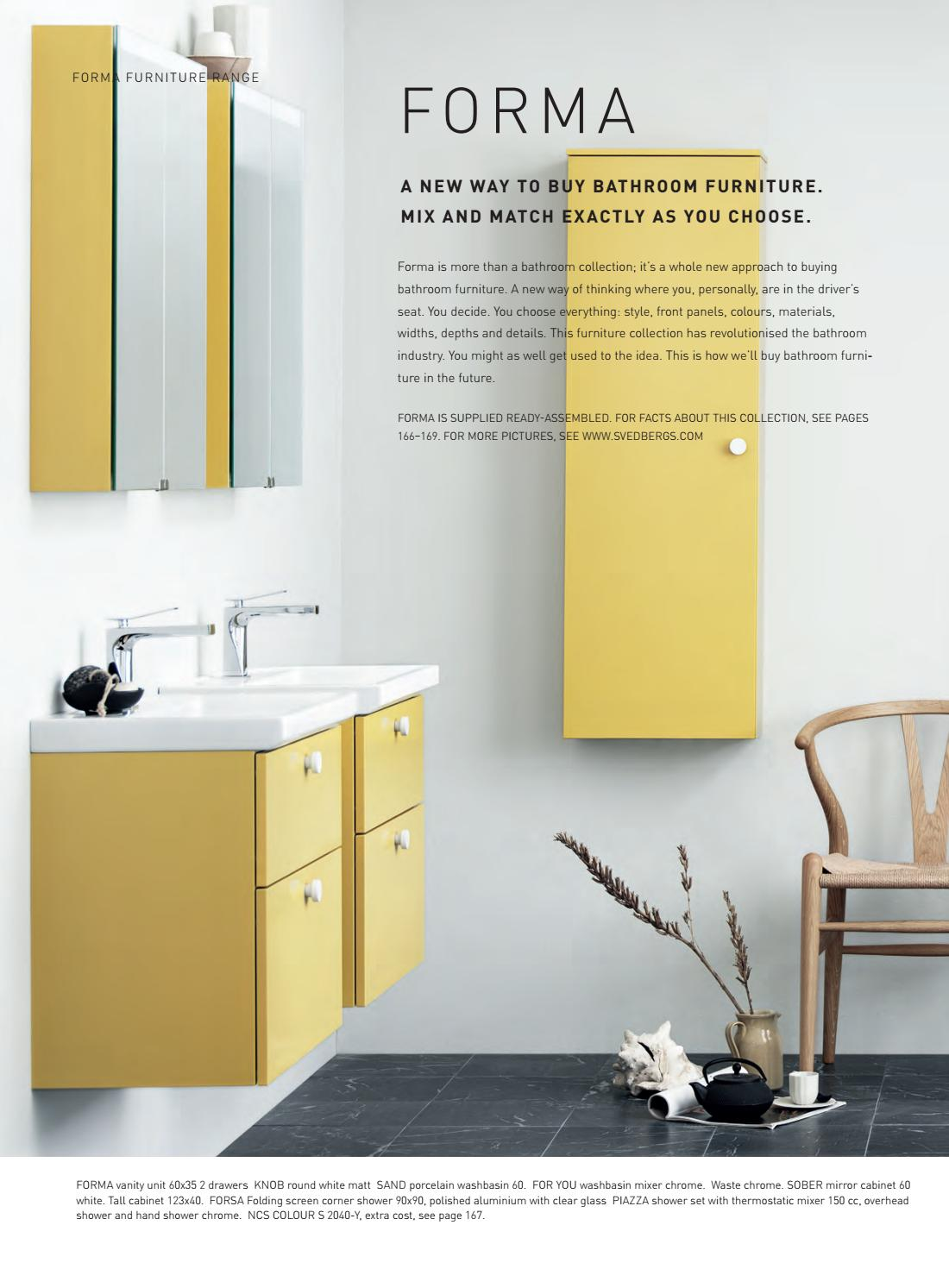 BATHROOM BOOK 2017 by Svedbergs - issuu