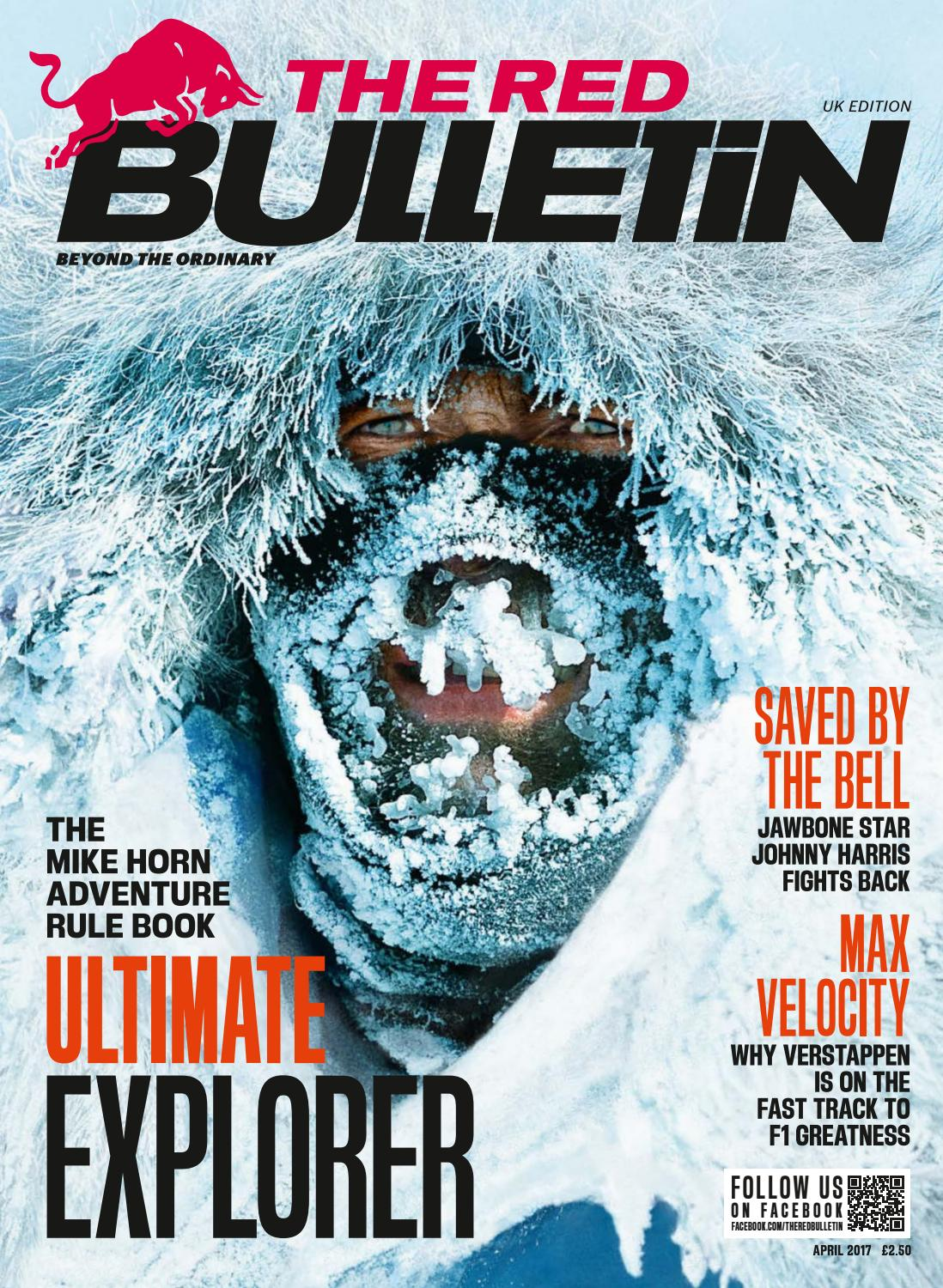 The Red Bulletin January 2018 UK by Red Bull Media House