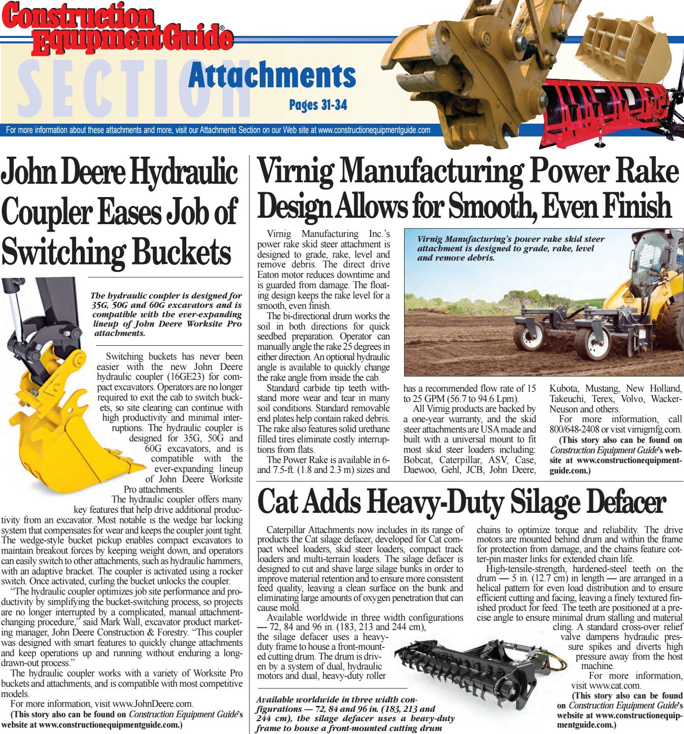 Midwest 5 March 13,2017 by Construction Equipment Guide - issuu
