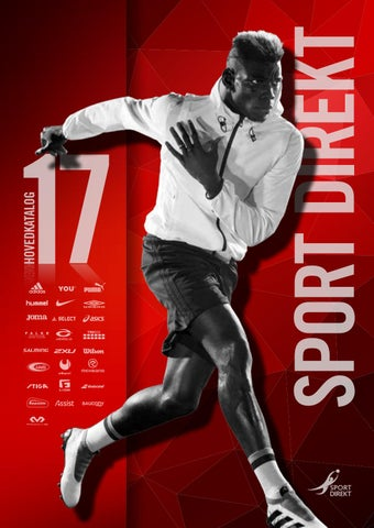 81ddaf764 Sport Direkt hovedkatalog 2017 by Stadion AS - issuu