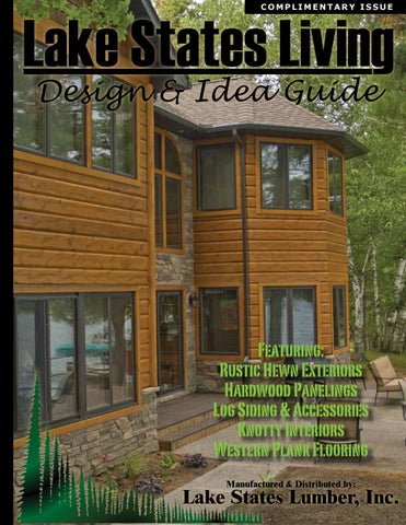 Lake States Living, volume 1 by BlueLinx Wholesale Lumber and