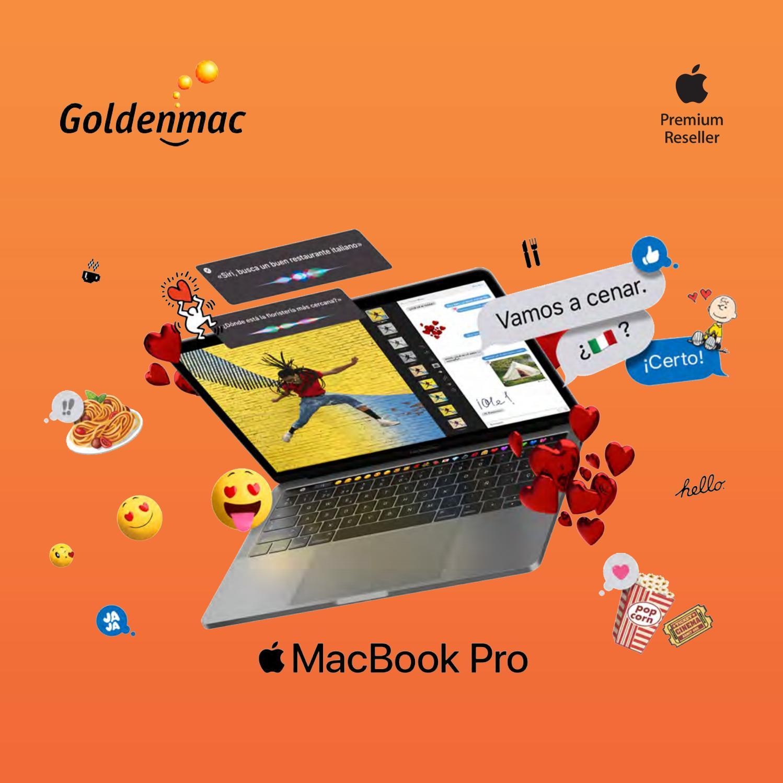5501447f596 Catálogo Goldenmac Marzo 2017 by Goldenmac, tiendas Apple - issuu