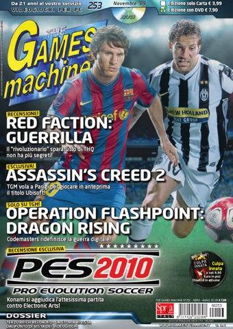 13e5e7f1e83292 Games machine, the anno 22 n 253 (2009 11)(sprea editori)(it) by ...