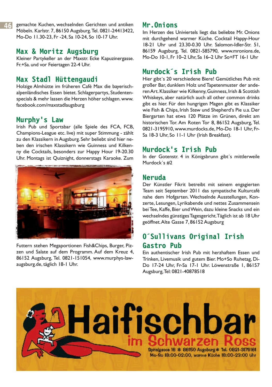 Gastro Guide Augsburg 2017 By Neue Szene Augsburg Issuu