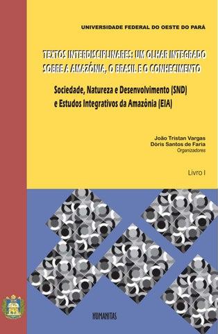 e693158a766 Textos Interdisciplinares - Um Olhar Integrado sobre a Amazônia