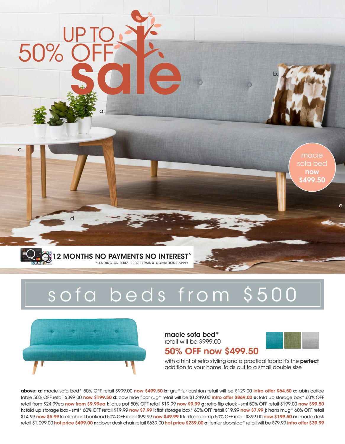 Picture of: Autumn Sale 2017 By Nood Issuu