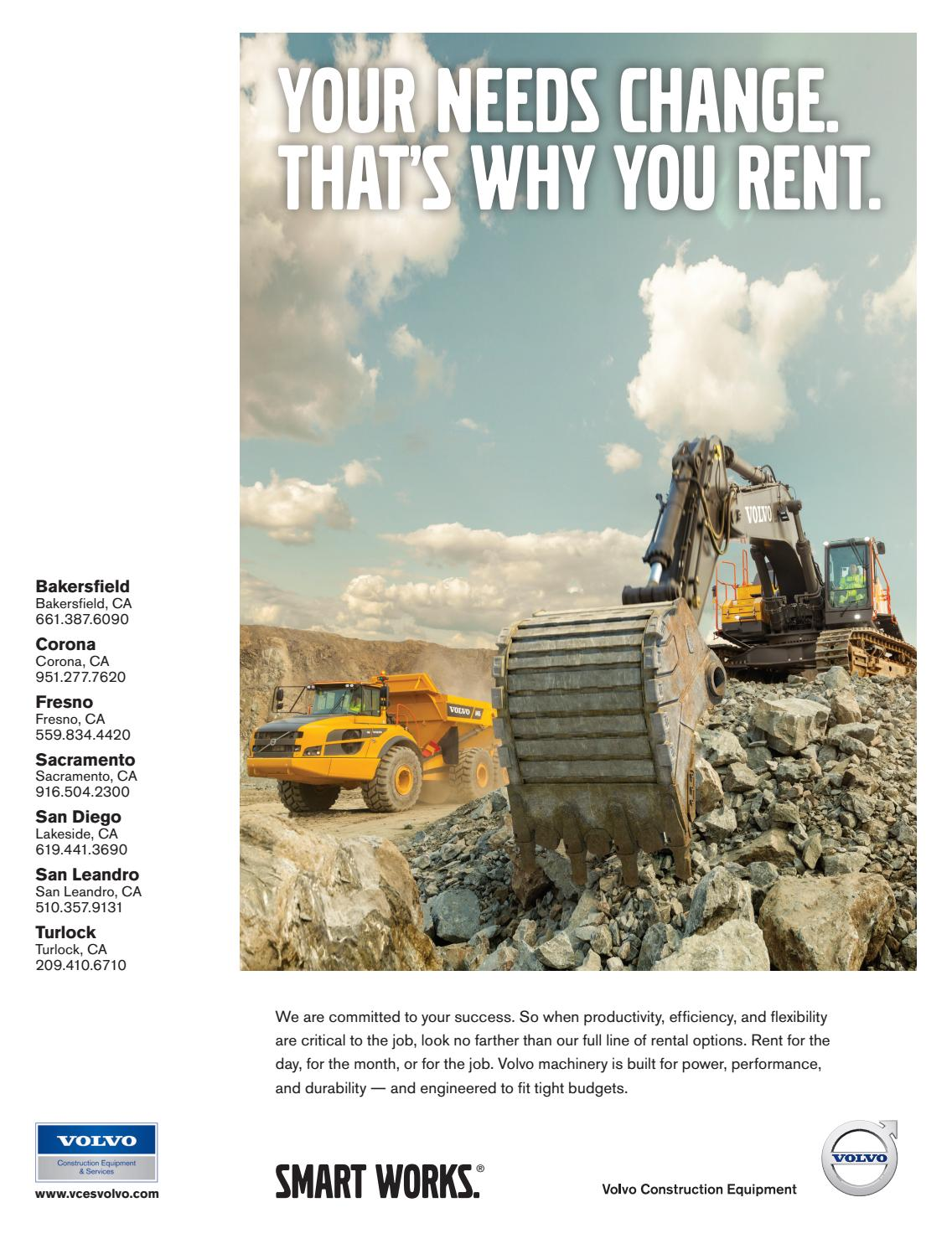 CalContractor Rental Equipment Guide 2017 by CMS - issuu