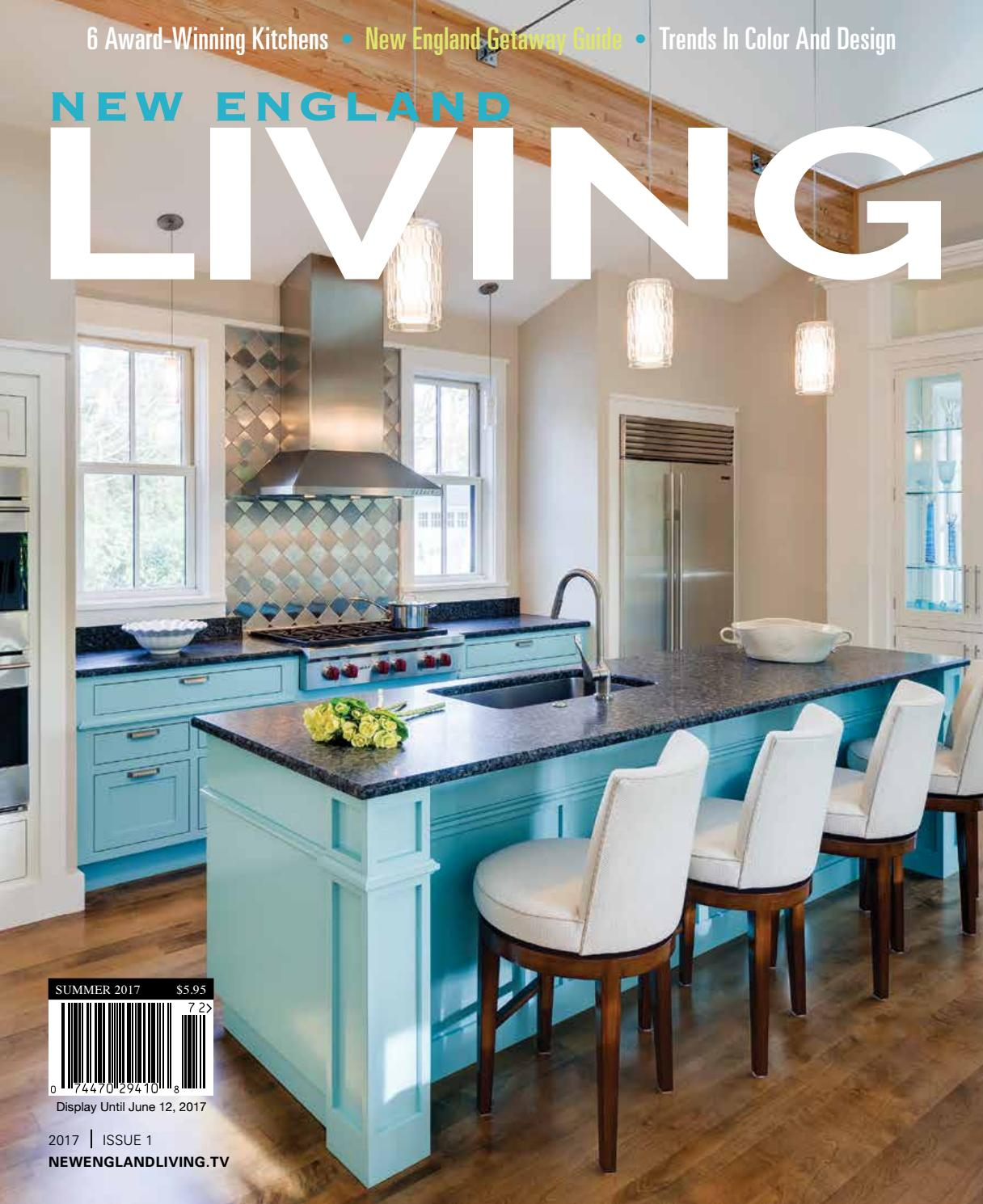 New England Living Spring 2017 Magazine by Lighthouse Media ...