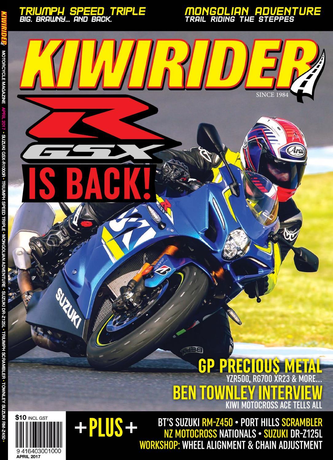 4d06194ab70 Kiwi rider magazine april kiwi rider magazine issuu scooter triple nitro  world magazine logo jpg 1084x1497