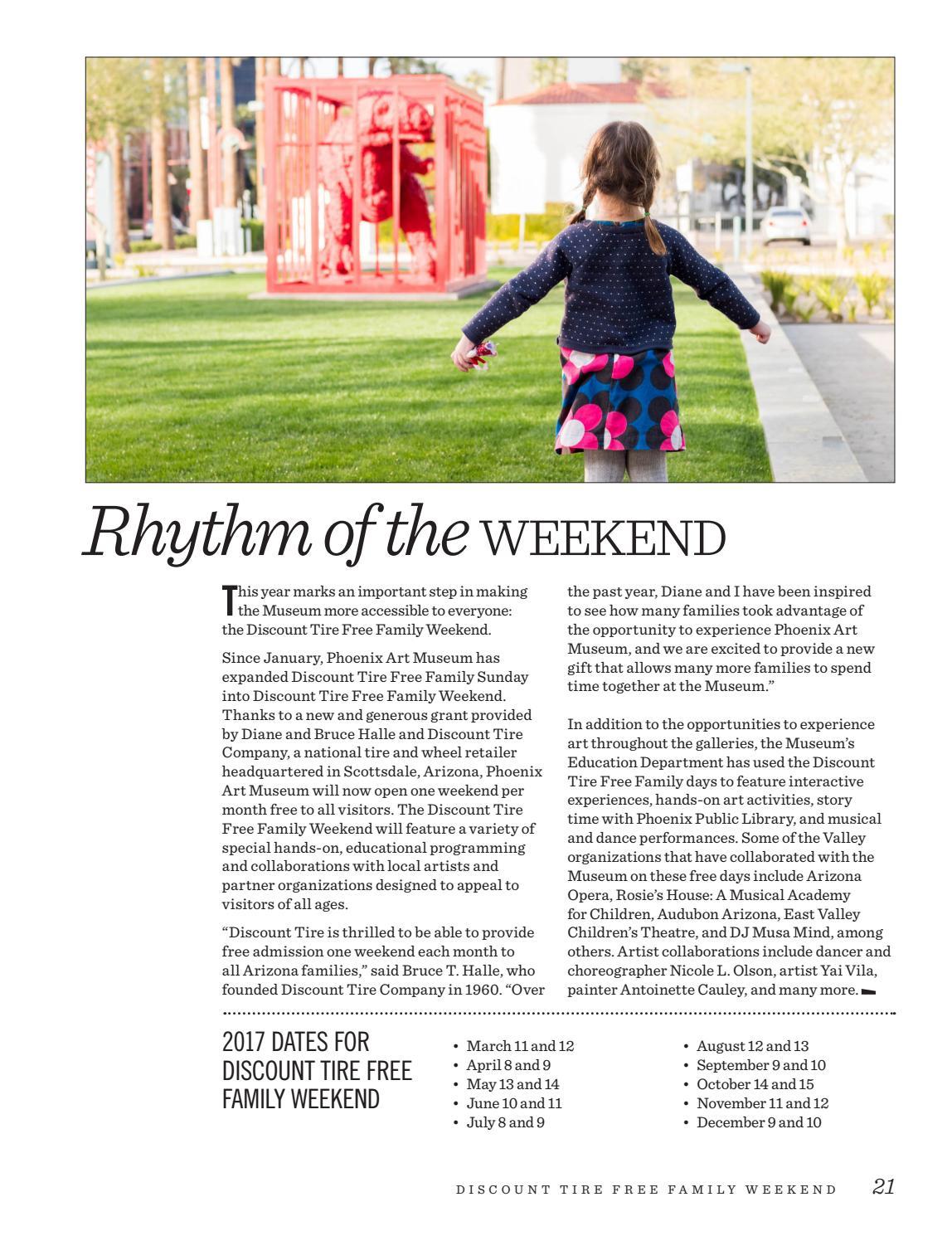 Phoenix Art Museum Magazine