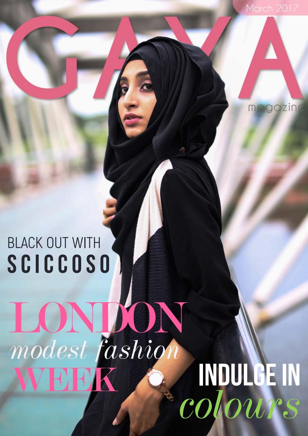d10c5ff4af69f Gaya Magazine March 2017 - Hijab & Modest Fashion for today's Muslim woman  by GAYA Magazine - issuu