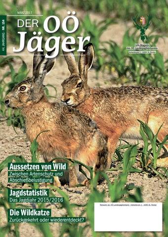 Der OÖ Jäger, N°154, März 2017 by Christof Neunteufel - issuu