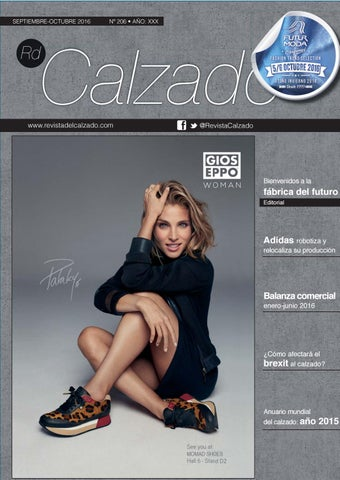low priced 03798 48412 Revista del Calzado, número 206 by Mundipress, s.l. - issuu