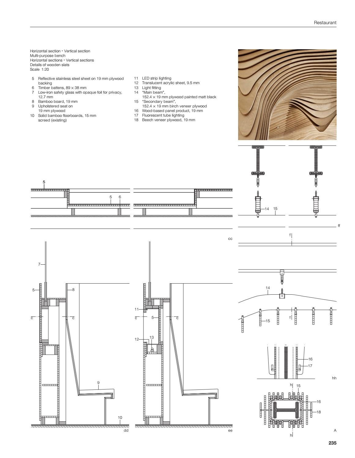 Interiors Construction Manual By Detail Issuu